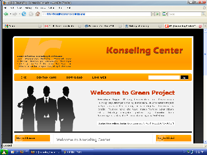konseling center